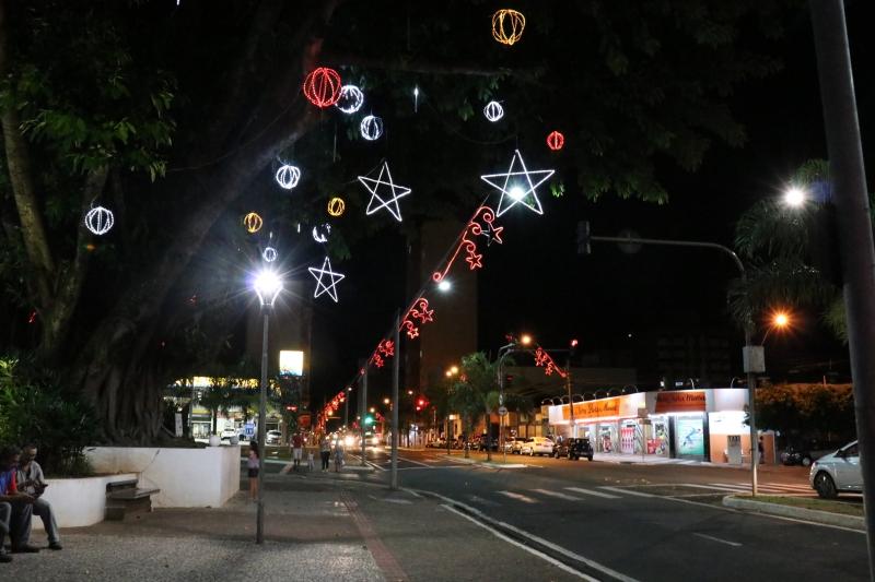 Prefeitura faz abertura do Natal Iluminado 2019 nesta sexta-feira