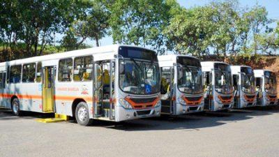 Prefeitura dá ordem de serviço para início das duas novas empresas no transporte público em Marília