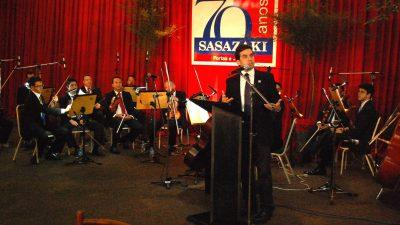 Prefeitura destaca importância da Sasazaki