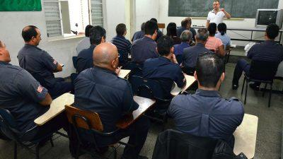 Legislação de Trânsito: Emdurb e Polícia Militar promovem curso de capacitação para os agentes do GAOC