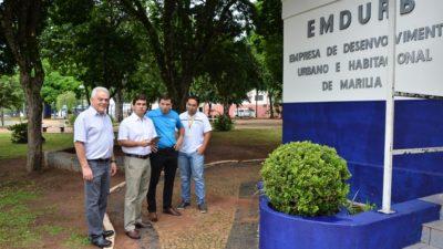 Prefeitura anuncia internet grátis na praça da Emdurb