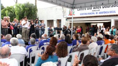 Inaugurado novo Centro Dia 'Anos Dourados'