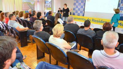 Construção Civil: Prefeitura promove encontro com profissionais para discutir melhorias na área de aprovação de projetos