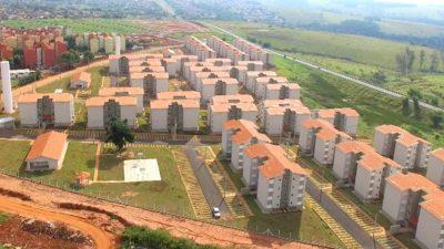 Residencial São Bento: Prefeitura, Caixa e Menin realizam, nesta sexta, a entrega dos apartamentos para os mutuários