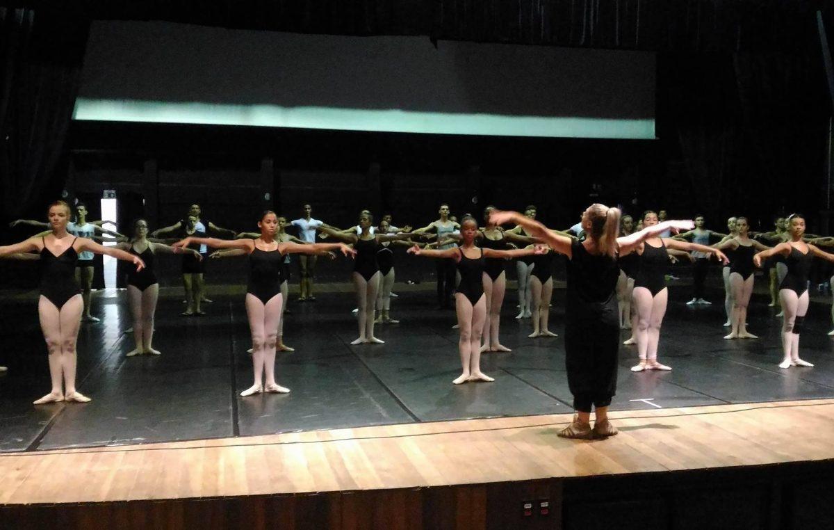 Marília nos Circuitos Nacionais de Dança, a CIA Promodança fará apresentação na cidade.