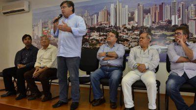 """Prefeitura recebe projeto de """"Lei de Incentivo à Inovação"""" do COMCITI"""