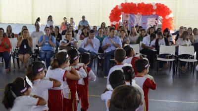 Sorria Marília 2017 é lançado na comunidade e integra Saúde e Educação
