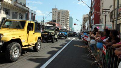 MARÍLIA 88 ANOS: Desfile Cívico-Militar marca comemoração do aniversário da cidade