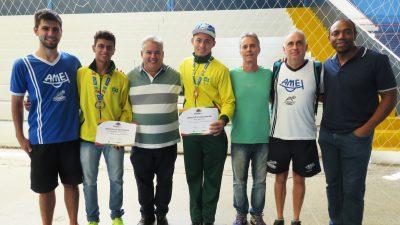 Atletas da Amei são destaque no Parapan
