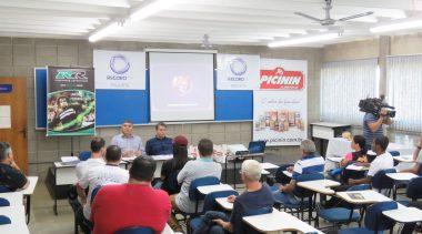 Comissão de Marília participou de Congresso Técnico da Copa Record de Futsal Feminino