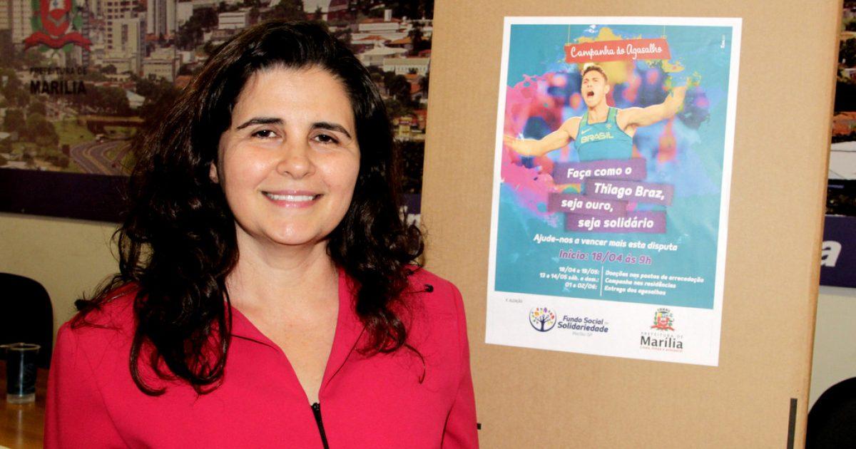 Campanha do Agasalho 2017 é lançada em Marília