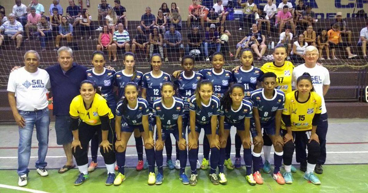Futsal Feminino estreia nesta quarta-feira na Copa TV Record.