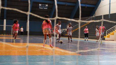 Futsal Feminino de Marília disputa vaga para final da Copa TV TEM nesta sexta-feira