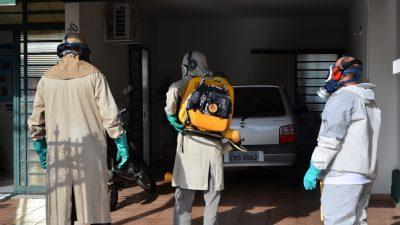 Marília reduz casos de dengue. Ações previnem zika, chikungunya e febre amarela