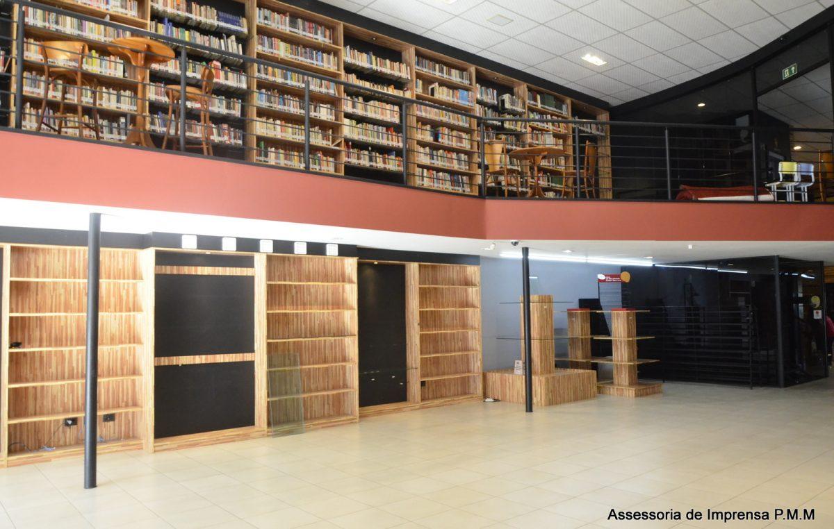Marília ganhará biblioteca modelo no Estado de São Paulo
