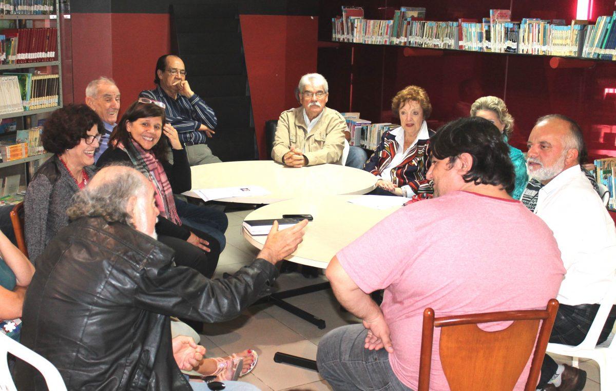 Comissão de Registros Históricos aprova novo projeto da Biblioteca Municipal