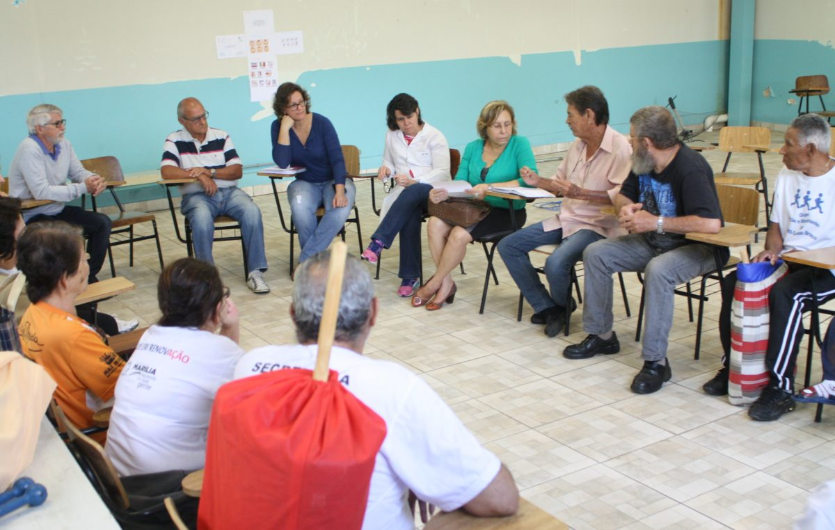 Conselho Local de Saúde da UBS Castelo Branco busca diálogo e soluções junto a população