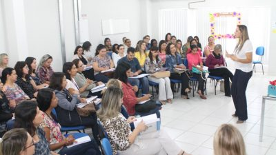 Servidores da rede municipal de ensino participam de projeto de Educação Especial da UNESP