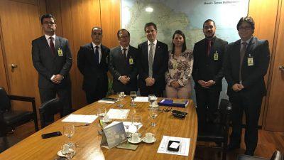 Prefeitura de Marília busca recuperação do IPREMM em Brasília