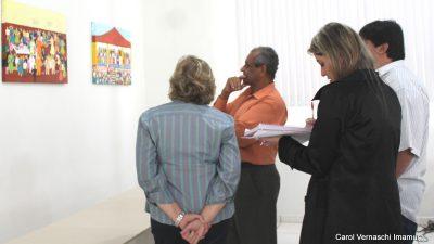 Humanização e acesso à cultura: Prédio da Saúde passa a receber exposições artísticas