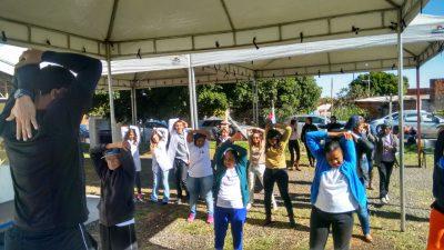 USF Parque dos Ipês realiza Feira da Saúde