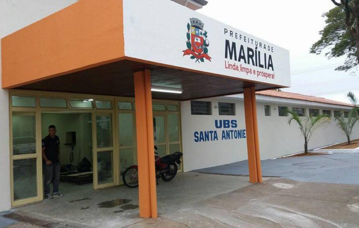 Novas instalações da UBS Santa Antonieta e Farmácia Municipal são inauguradas amanhã