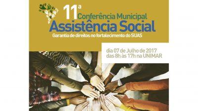 Marília realiza a XI Conferência Municipal de Assistência Social