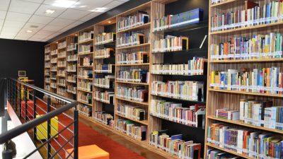 Biblioteca Viva: novo conceito traz para Marília espaço de convivência multidisciplinar