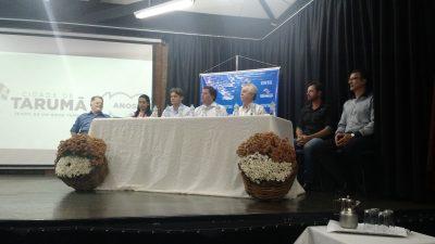 Prefeitura participa de encontro do Desenvolvimento Social