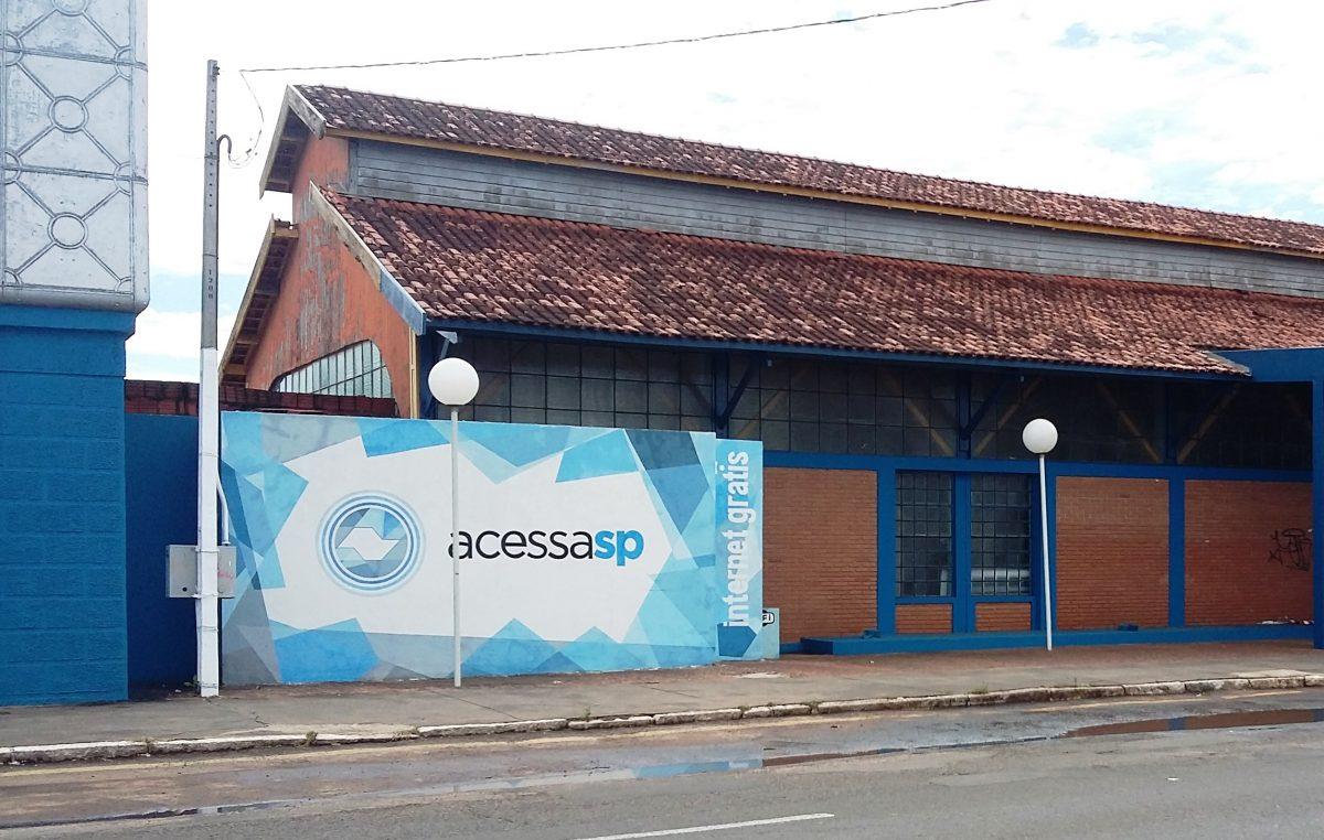 Acessa SP oferece internet gratuita para população