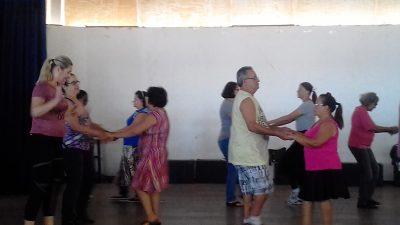 Ensaio de dança para abertura do JORI está na fase final
