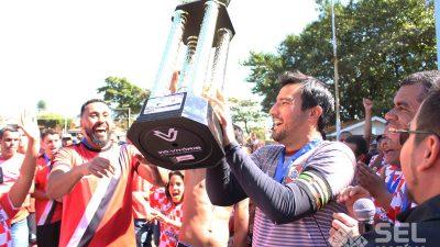 Colorado Azaleia é o campeão da Copa Marília 1ª divisão