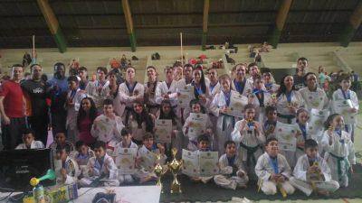 Equipe CITTE/MARÍLIA conquista medalhas na Copa ABAMC de Taekwondo