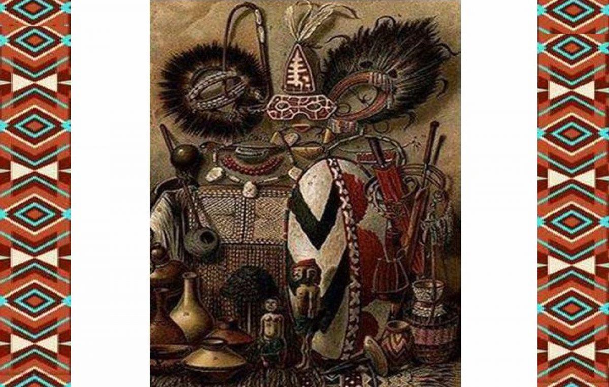 Mostra de arte 'África está em nós' é destaque no espaço cultural do Marília Shopping