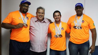 Marília conquista 5 medalhas de ouro no Campeonato Estadual de Atletismo Master