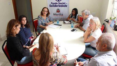 Reunião define detalhes para cerimonial e congresso técnico do JORI