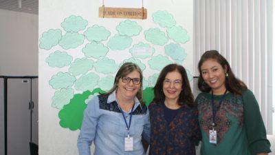 Psicóloga autora de 'Cadê os Limites?' apresenta tema a educadores da rede municipal