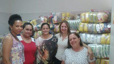 Assistência Social já atende novos critérios para a distribuição de cestas básicas