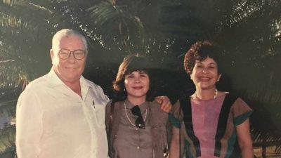 UBS Costa e Silva homenageia o médico Gustavo Alberto Godoy Pereira