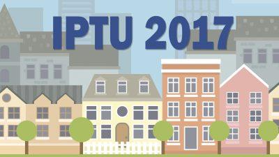 Nesta terça-feira vence a 7ª parcela do IPTU 2017