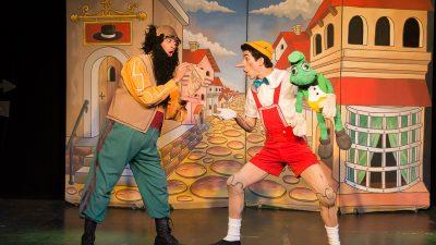 Marília recebe Mostra de Teatro Infantil