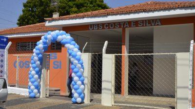 Prefeitura entrega reforma da UBS Costa e Silva e avança na recuperação de unidades
