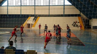 Termina a 2ª rodada do Campeonato Municipal de Handebol
