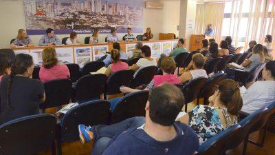 Encontro na Prefeitura reúne 17 entidades com objetivo de adequação à Lei 13.019