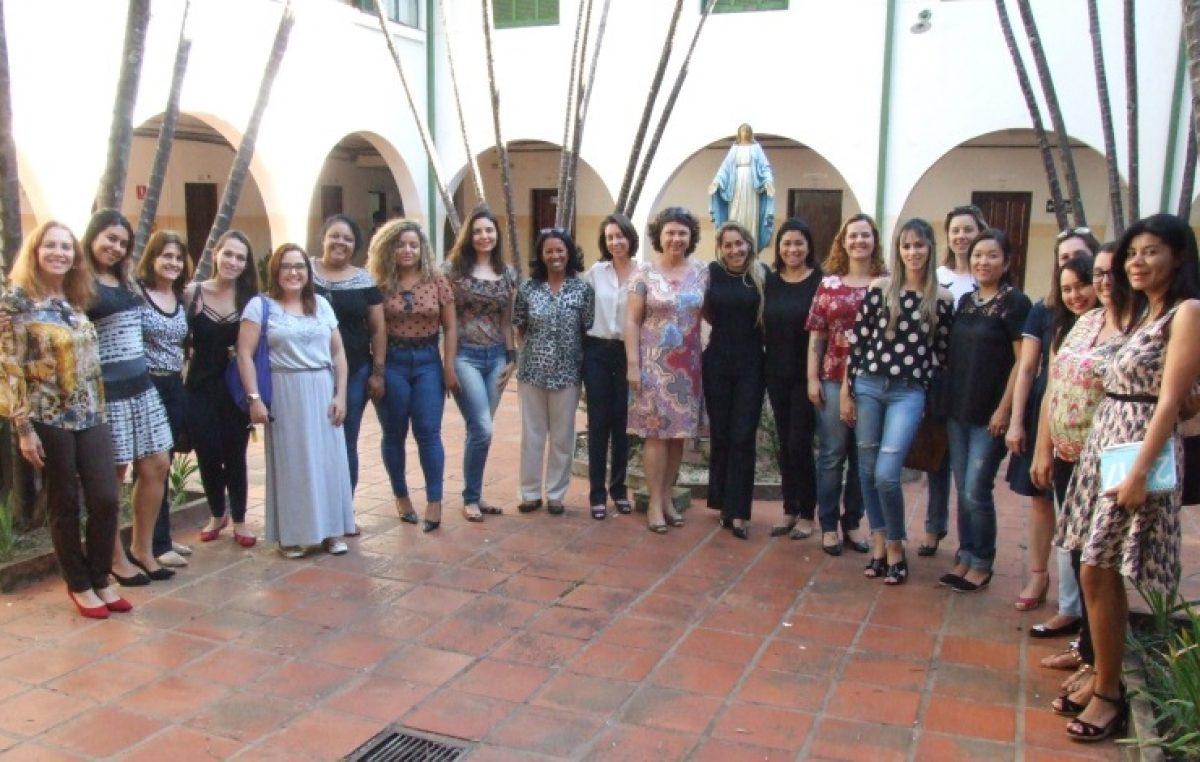Direitos Humanos realiza reunião mensal da Rede de Atendimento à Mulher Vítima de Violência