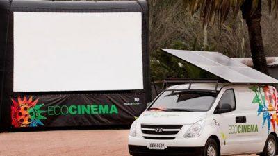 Marília recebe sessão de cinema gratuita ao ar livre neste domingo