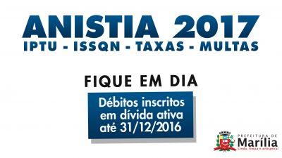FIQUE EM DIA: Participe do Programa de Regularização Fiscal