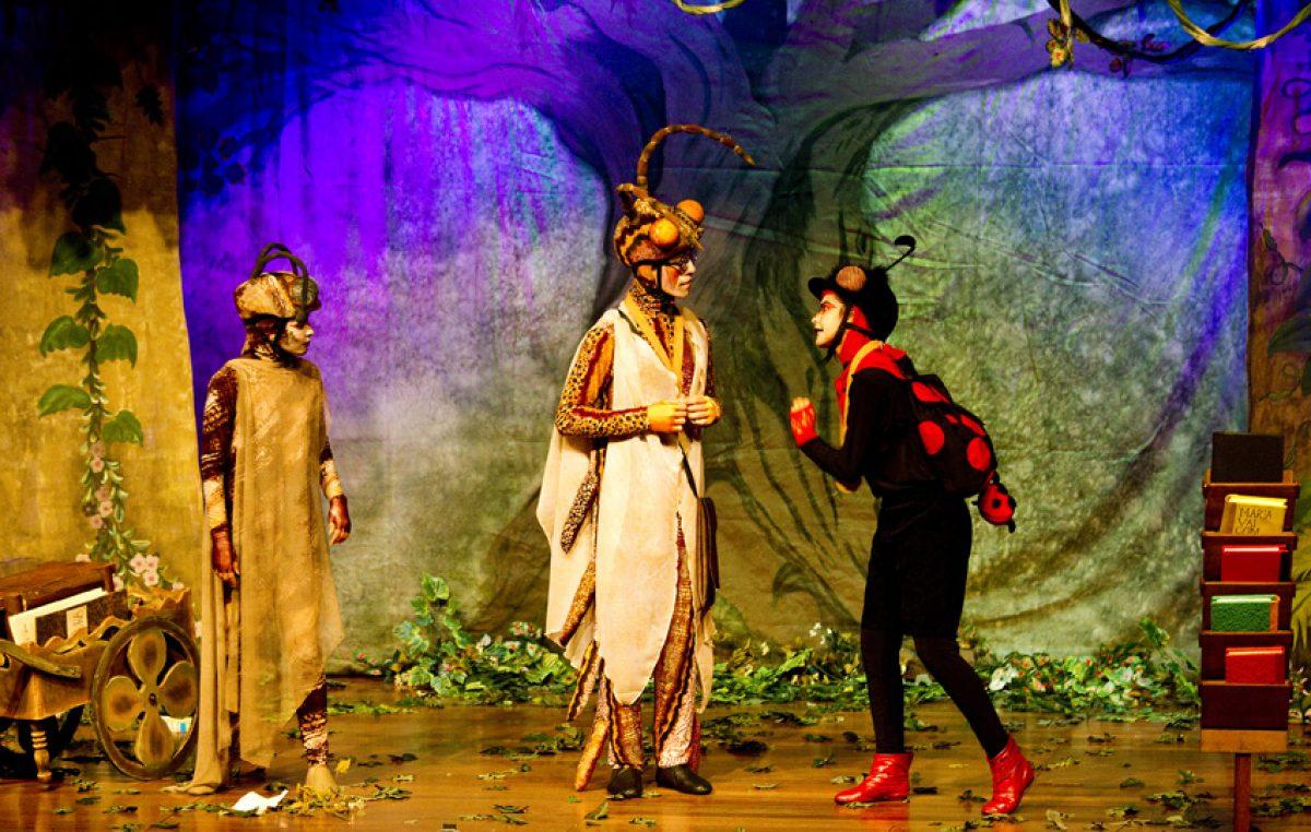 Espetáculo musical infantil acontece no Teatro Municipal