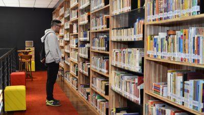 Biblioteca Municipal faz campanha para devolução de livros