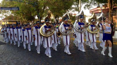 Banda Marcial Cidade de Marília vence campeonato da Federação Estadual